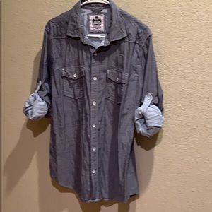 Express Dress shirt for men size Large (Fitted)